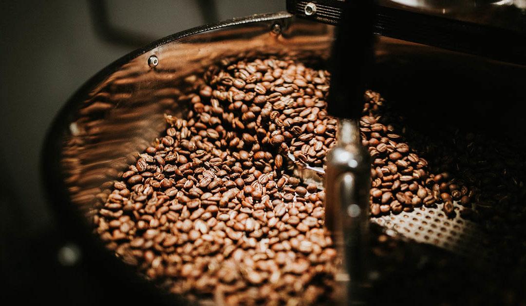 origine et obtention du cafe