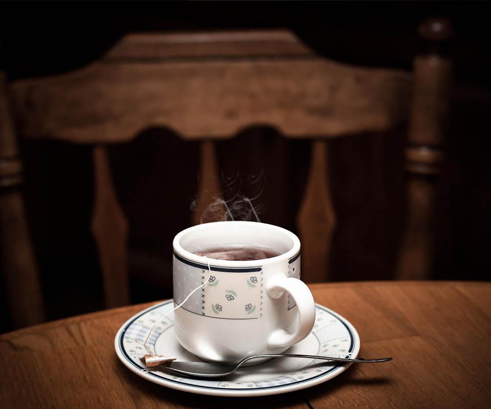 tasse de the personnalisée